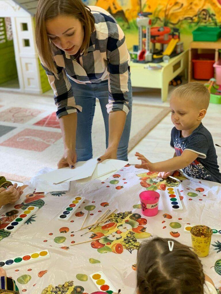 Частный детский сад Проспект Буденного